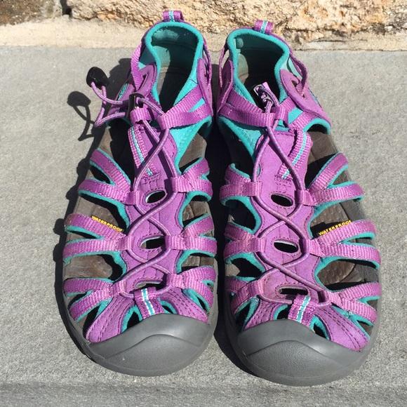 5fcb72f1cfa6 Keen Shoes - Keen Water Shoes Women s Size 6 Purple